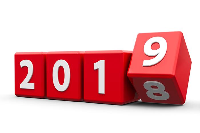Jahreswechsel 2019